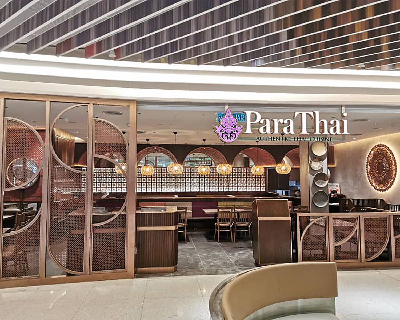 Parathai KLCC Lighting